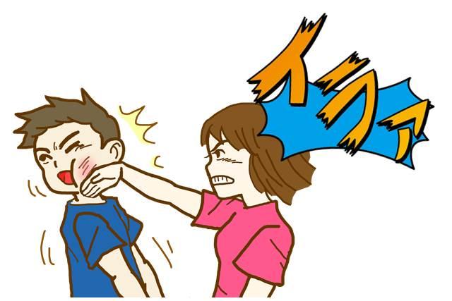 年の差婚夫婦 喧嘩