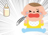 赤ちゃんの吐き戻し