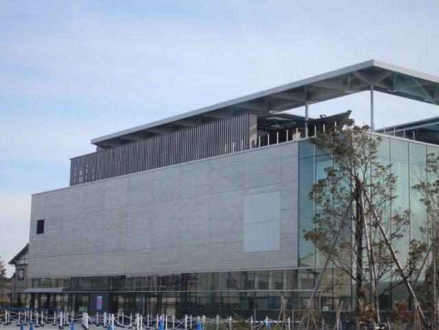 上越市立水族博物館(うみがたり)外観
